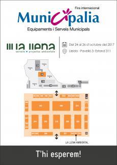 La Llena participa en la Fira Internacional Municipalia de Lleida