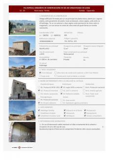 Catàleg de construccions de l'Horta de Lleida