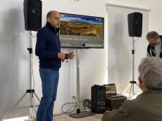 Presentació dels audiovisuals