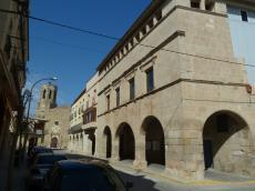 Primera fase del Projecte d'impuls del camí de St. Jaume entre Tàrrega i Alfarràs com a eix vertebrador de dinamització econòmica, cultural i ambiental del territori