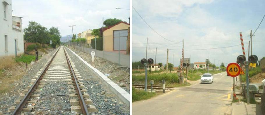 Informe tècnic ambiental sobre l'estudi informatiu de la integració urbana a Balaguer de la línia ferroviària Lleida-La Pobla de Segur