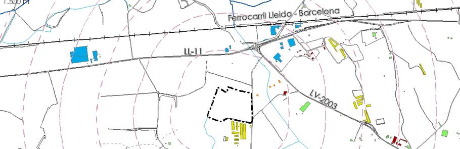 Estudi d'impacte ambiental i estudi d'integració paisatgística d'un centre de gestió de residus dins d'un PE en sòl no urbanitzable
