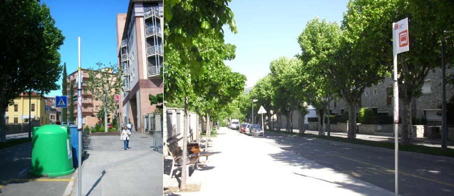 Plan de Movilidad Urbana de la Seu d'Urgell. documentación ambiental