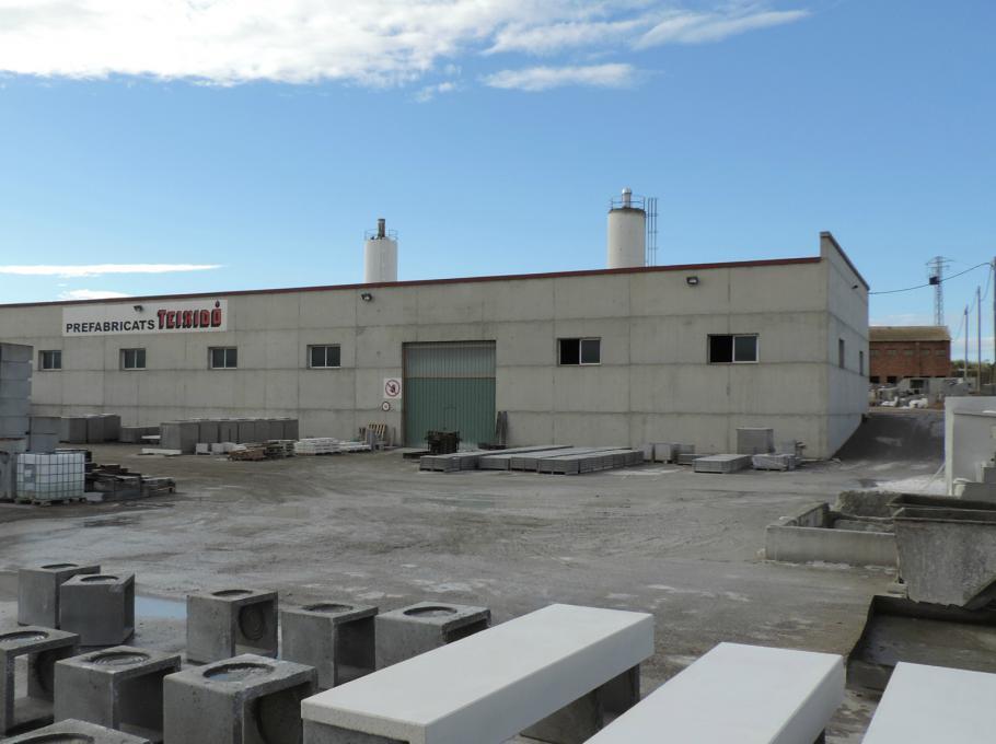 Estudi d'impacte i integració paisatgística d'una activitat industrial en SNU a Arbeca