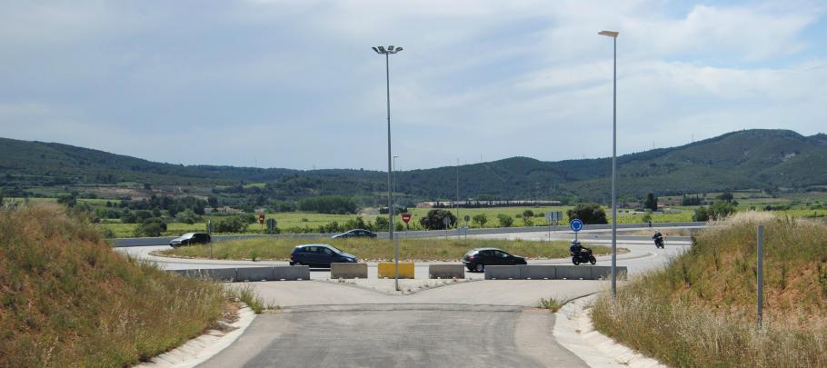 Pla Parcial industrial SUD 10 de Sant Cugat de Sesgarrigues